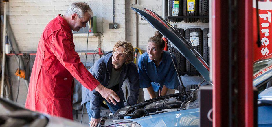 Laat je auto checken op 10 belangrijke punten