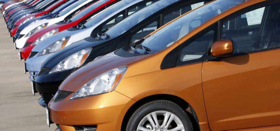 Veilige auto kleuren