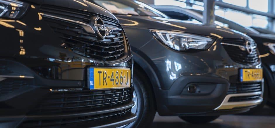 Auto overschrijven buitenlander