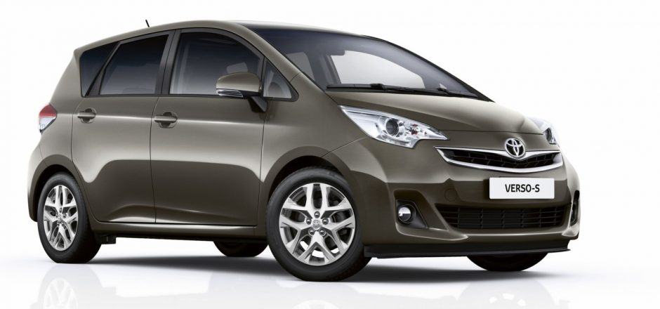 Toyota Verso S meest betrouwbaar