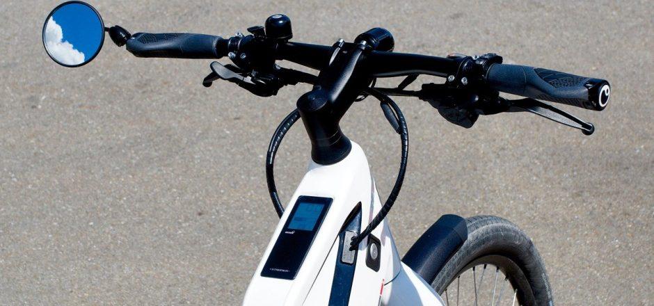 Overschrijven kenteken elektrische fiets